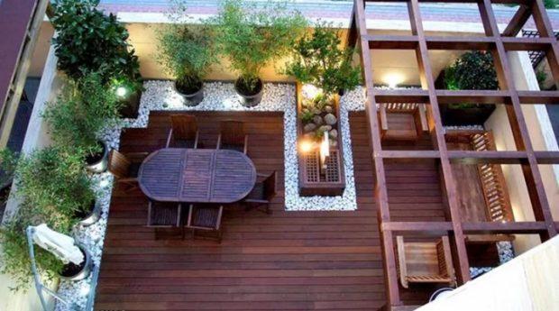 Conseils et idées pour restyler les patios et les terrasses