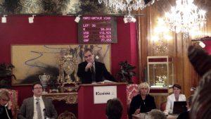 Marc-Arthur Kohn, le commissaire-priseur célèbre de France