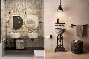 Salle de bain de couleur beige: créer un design confortable