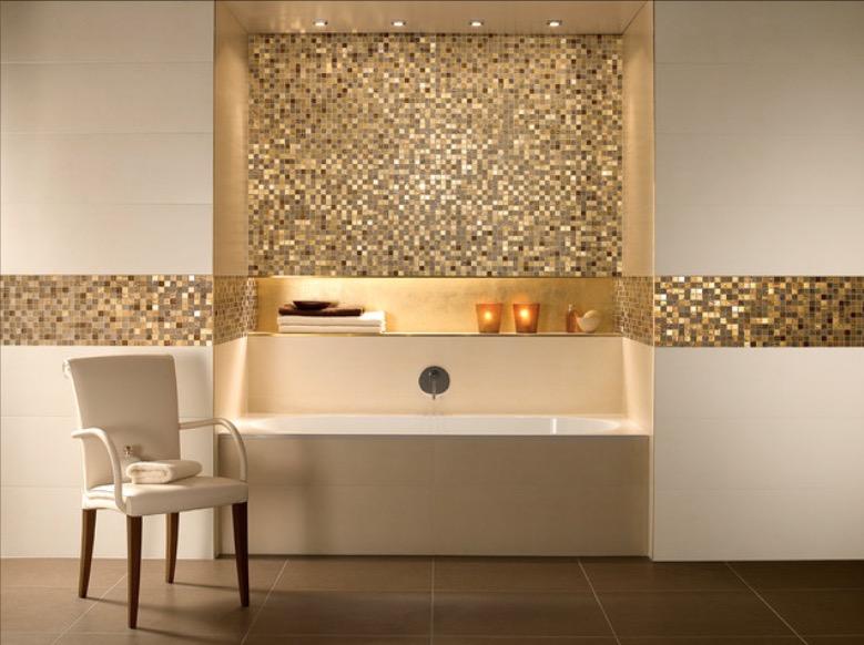 Salle de bain de couleur beige: créer un design confortable ...