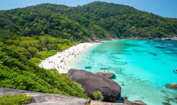 Les plus belles plages en Thaïlande
