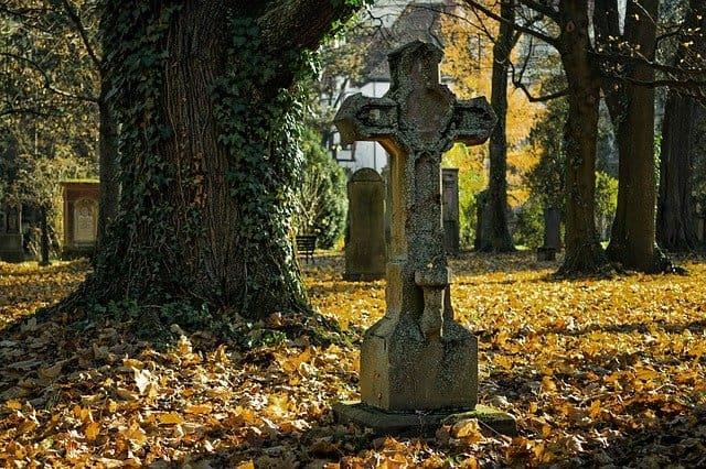 Les lieux autorisés pour faire une inhumation au Luxembourg